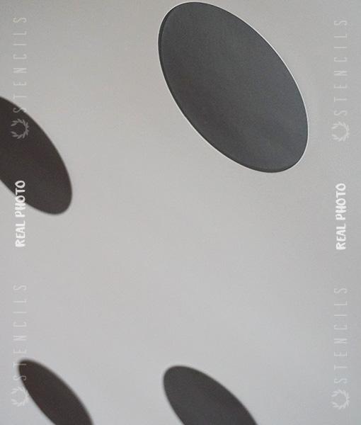 szablon-na-ścianę-kropki-groszko-polka-dot-kropeczki-2