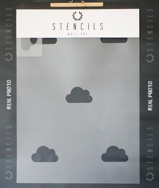clouds-szablon-malarski-chmurki-na-ścianę