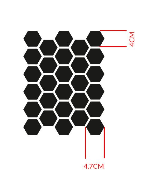 honeycomb-size