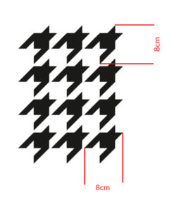 houndstooth-craft-size