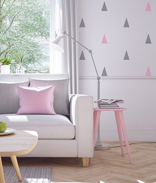scones-szablon-malarski-do-malowania-na-ścianę-trójkąt-trójkąty-scandi-skandynawski-01