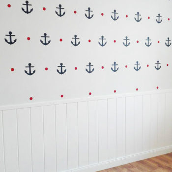 Szablon Anchors & Dots