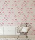 herd-flamingi-szablon-na-ścianę-510-01