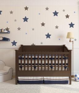 gwiazdki na sniane dla dziecka